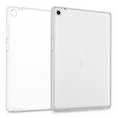 kwmobile Hülle kompatibel mit Asus ZenPad S 8 Z580C / Z580CA - Silikon Tablet Cover Hülle Schutzhülle Matt Transparent