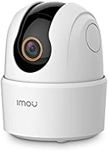 Imou 2K Indoor Security Camera 2.4GHz WiFi Camera for Home Security, Plug-in Surveillance Camera 4MP, IP Camera 360 View with Human & Sound Detection, Night Vision, 2-Way Audio, Smart Tracking