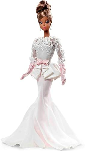 Barbie Collector Fashion Modell Collection Abendkleid Puppe