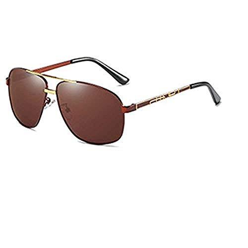 Nobrand Gafas de sol con estilo Gafas de sol de ciclismo clásicas para hombres Gafas de pesca al aire libre de tendencia