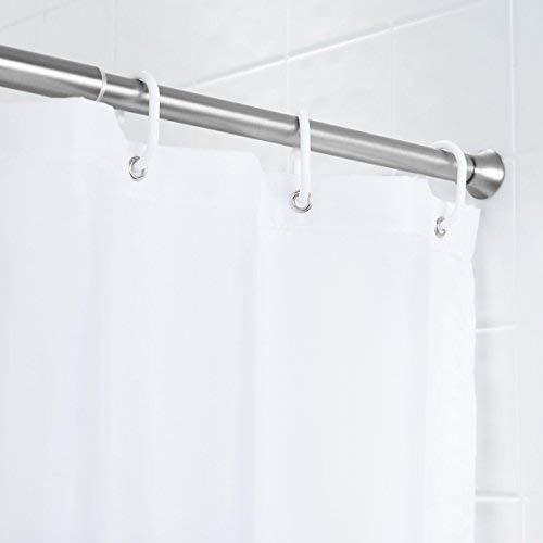 AmazonBasics - Barra de tensión para cortina de ducha, 61 a 91 cm ...
