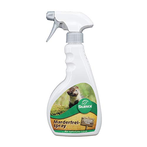 Silence Marder-Frei Spray mit Sofortwirkung - 500 ml