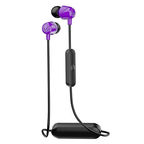 Skullcandy Jib Wireless in-Ear Earphones with Mic (Purple)