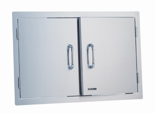 Bull Outdoor Products 33568 Stainless Steel Double Door