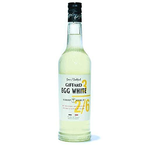 Giffard Egg White Sirup - 0,7L - Eiweiß