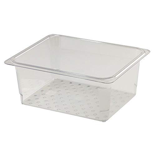 Cambro Clear Camwear Colander for Half Size Food Pans