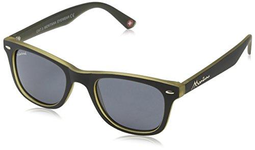 Montana Gafas Sunoptic MP41D gafas de negro