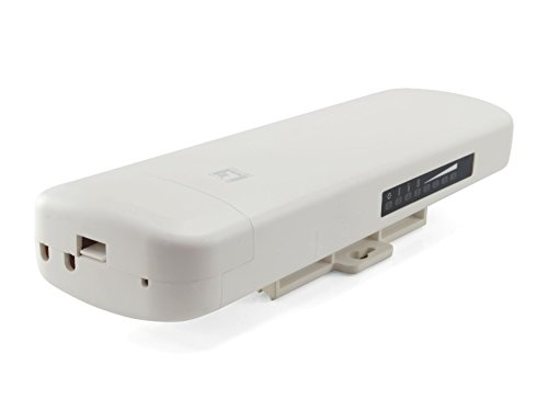 LevelOne WLAN Access Point & Extender Outdoor PoE 5GHz N300