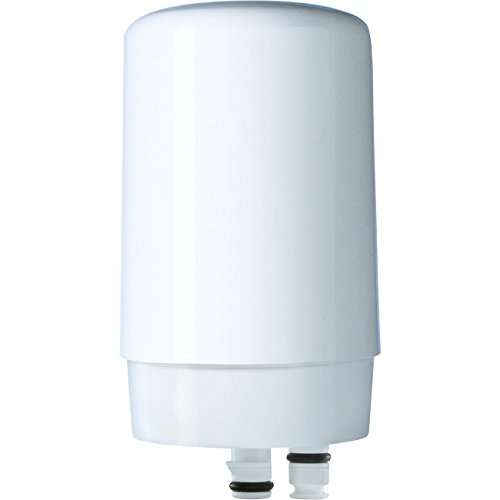 Brita On Tap Water Filtration System Replacement Filters For Faucets - White - 1 Count