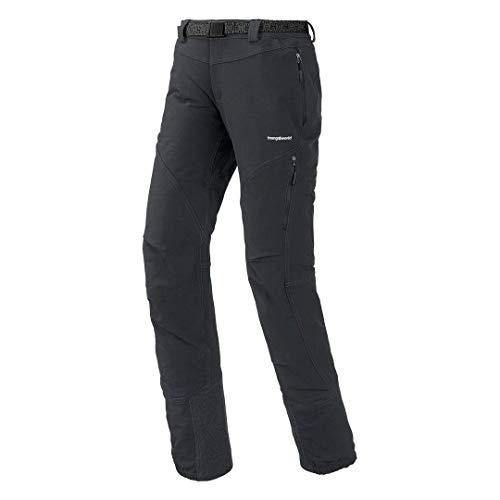 Trangoworld Xilo DS Pantalon Long pour Femme L Noir