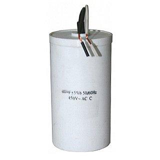 ATIKA Ersatzteil   Kondensator 55 æF 450V AC VDE für Wippkreissäge BWS 500