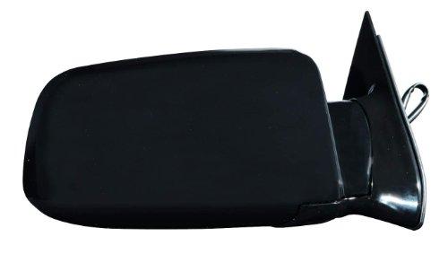 Depo 335-5402R3EL – Espejo retrovisor no calefactable para lado del pasajero, color negro brillante
