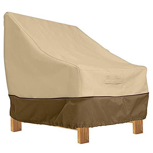 RETYLY Cubierta de Taburete de JardíN Muebles de Exterior Impermeables Cubierta de Sofá una Prueba de Polvo 89X97X79Cm