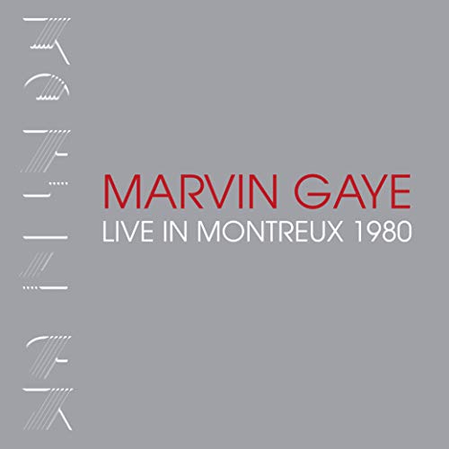 Marvin Gaye - Live At Montreux (Limited 2LP+2CD) [Vinyl LP]