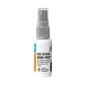 Smith & Nephew 66800709 NO-Sting Skin-PREP Spray Protective Dressing Spray Alcohol-Free Skin Barrier Film 1 Ounce