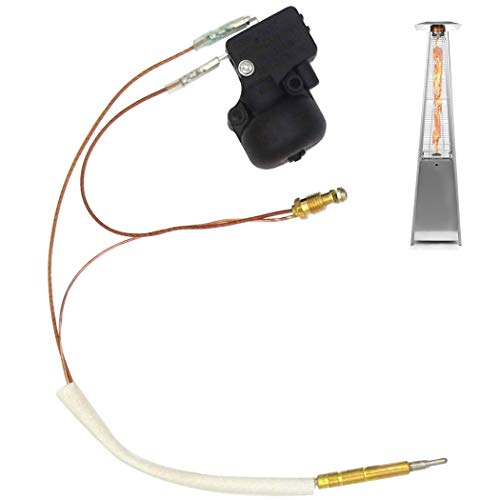 Why Should You Buy New Propane Gas Patio Heater Repair Replacement Parts Thermocoupler & Dump Switch...