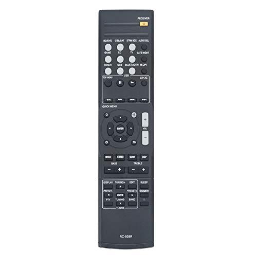 VINABTY RC928R RC-928R Mando a Distancia para Onkyo 8300928000010S RT8300928000010S HTS3800 HT-S3800 HTS3900 HT-S3900 HTR397 HT-R397 HTP395 HT-P395 TXSR353 TX-SR353 TXSR373 TX-SR373 Remote Con