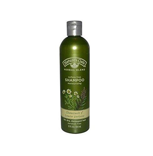 Nature's Gate Organics Shampoo, Lavender & Aloe, 12 Ounce (Pack of 3)