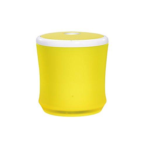 Terratec Concert BT NEO xs Bluetooth Lautsprecher gelb
