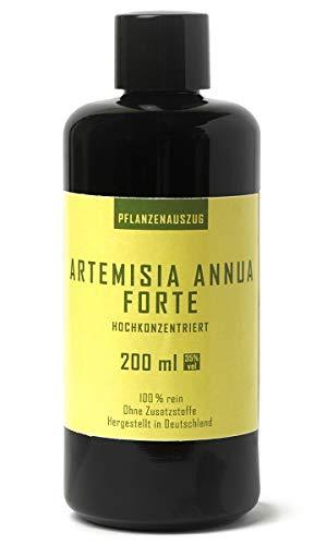 Artemisia Annua Forte 200ml, hochkonzentrierter Pflanzenauszug des Einjährigen Beifußes