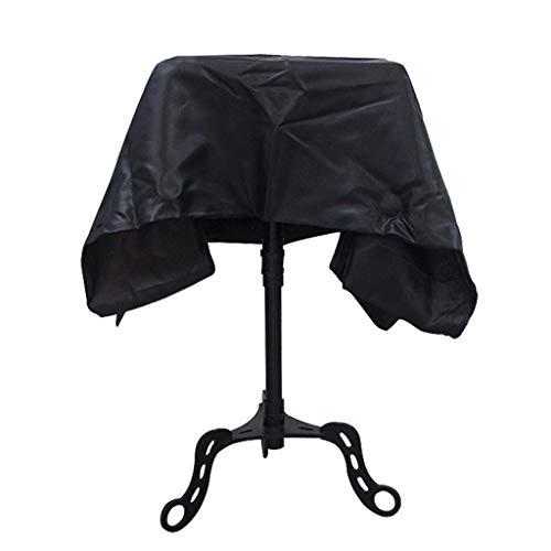 Schwarz Schwimmend Tabelle Zauberer Levitation Trick Bühne Zauber Fliegend Schwimmender Tisch aus Kunststoff Flugtisch aufgehängt Antenne Abnehmbar Leicht zu tragen Magie Prop