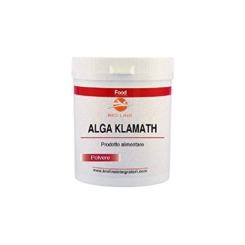 ALGA KLAMATH in polvere pura 100%, 100 g