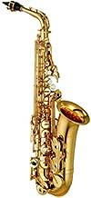 Yamaha YAS-480 Intermediate Eb Alto Saxophone, Gold Finish