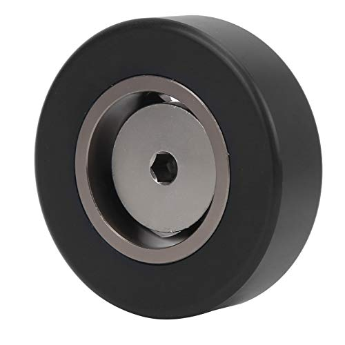 Zwinner Neumáticos RC 1/10, Neumático RC de Alta Resistencia al Desgaste con 2 neumáticos RC para vehículos RC para usuarios de Coches RC(Titanium T)