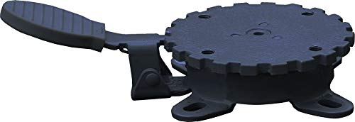 habeig 360° MECHANISMUS +++ für Ampelschirm 360 Grad schwenkbar drehbar Fußpedal Schirm