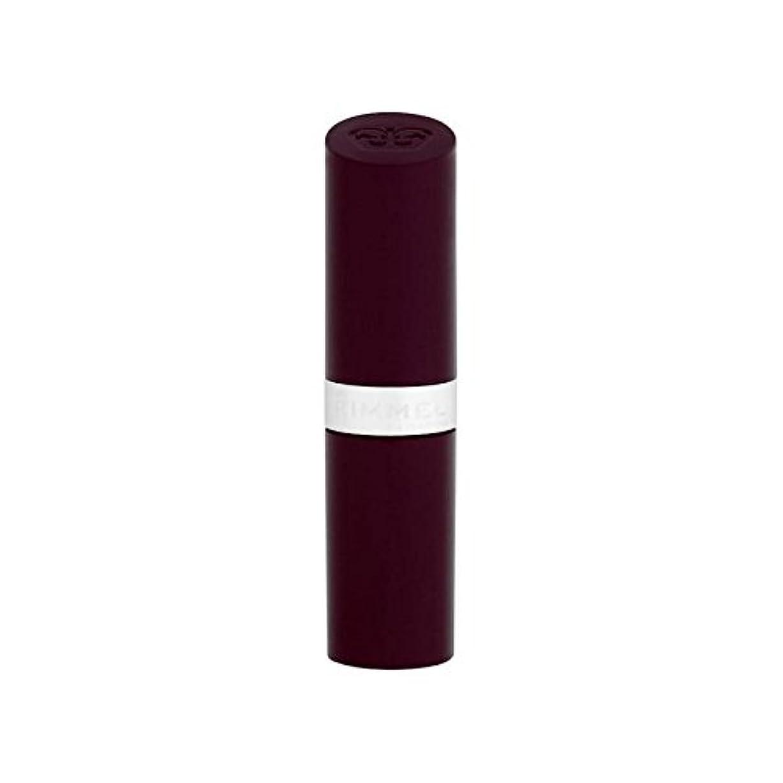 蒸気テクスチャーマージリンメル持続的な仕上げの口紅アメジストきらめき84 x2 - Rimmel Lasting Finish Lipstick Amethyst Shimmer 84 (Pack of 2) [並行輸入品]