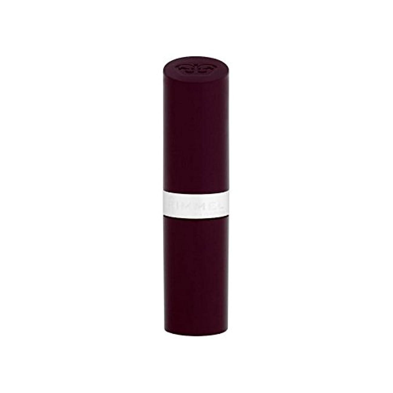 過度の助言胸リンメル持続的な仕上げの口紅アメジストきらめき84 x4 - Rimmel Lasting Finish Lipstick Amethyst Shimmer 84 (Pack of 4) [並行輸入品]