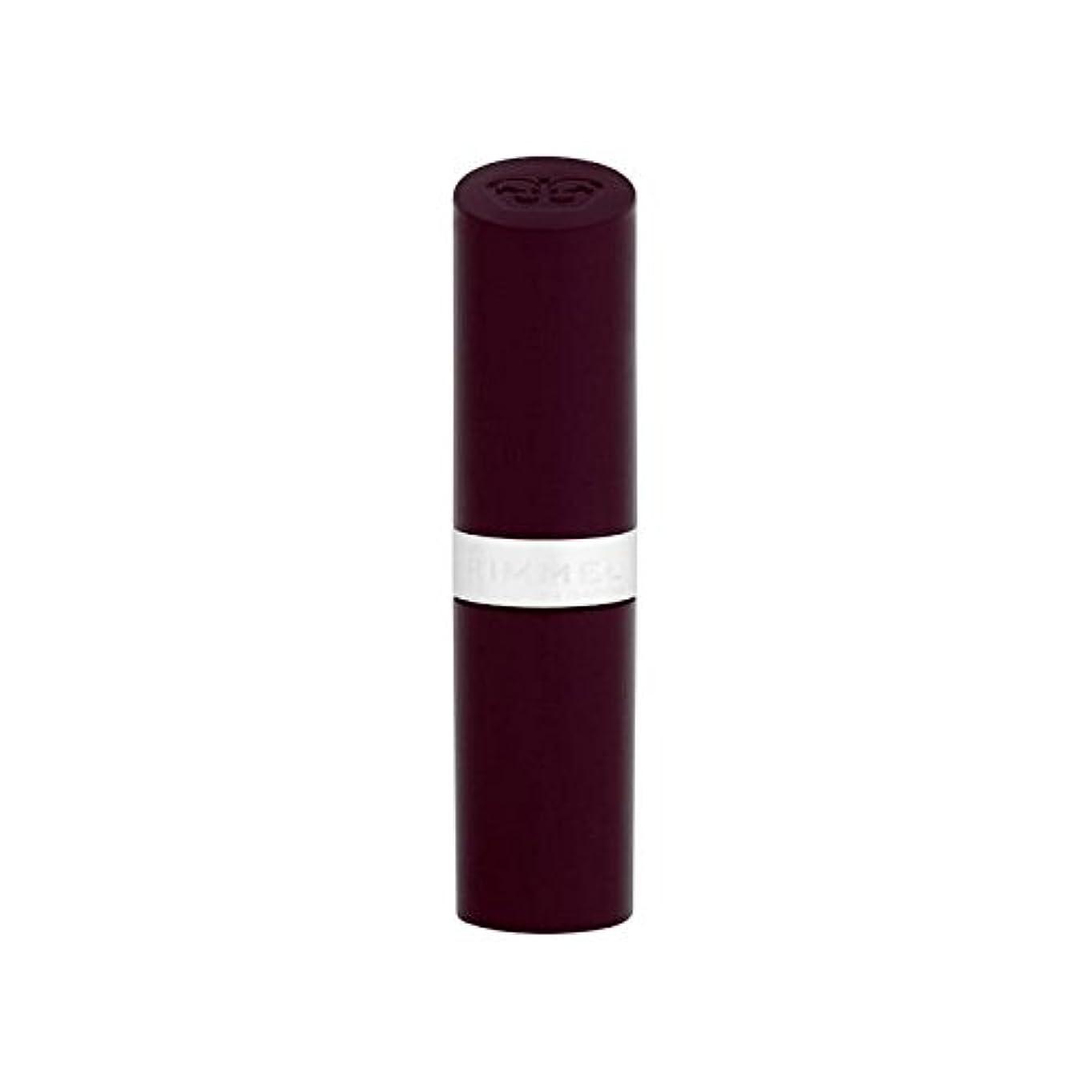 石ロデオ考えリンメル持続的な仕上げの口紅アメジストきらめき84 x2 - Rimmel Lasting Finish Lipstick Amethyst Shimmer 84 (Pack of 2) [並行輸入品]