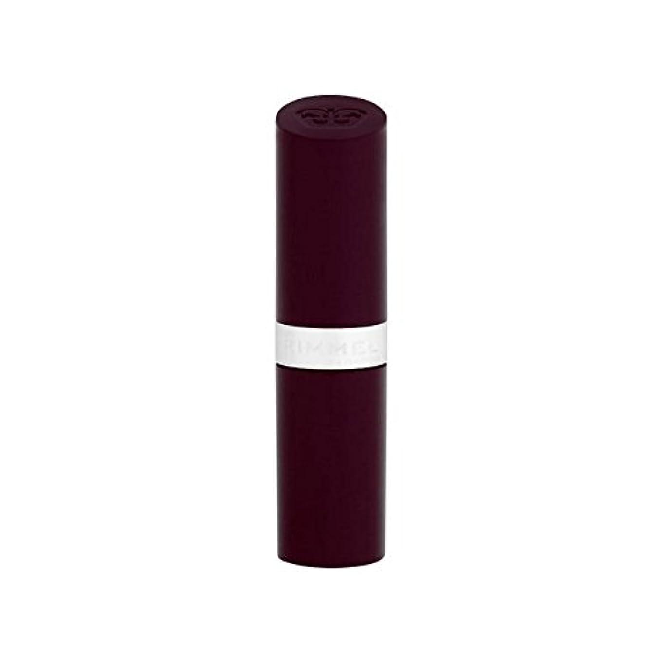 要旨競合他社選手ビタミンRimmel Lasting Finish Lipstick Amethyst Shimmer 84 - リンメル持続的な仕上げの口紅アメジストきらめき84 [並行輸入品]