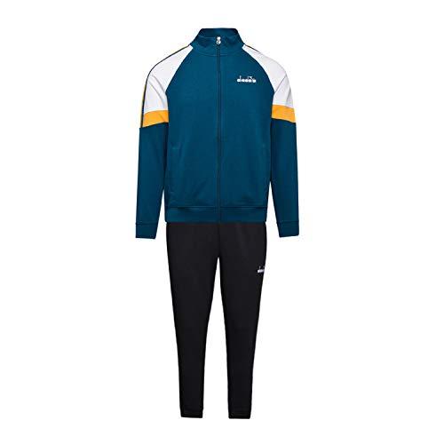 Diadora - Trainingsanzug FZ Cuff Suit CORE für Mann DE XXL