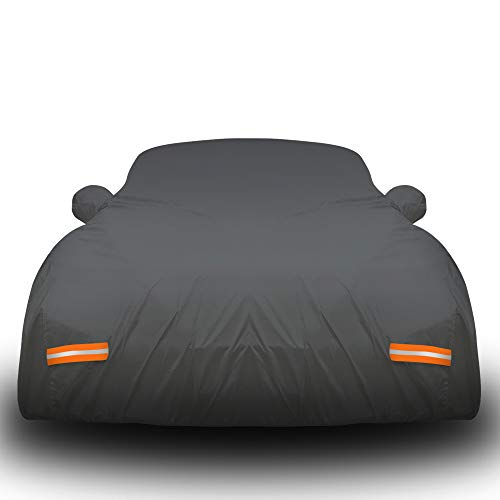 Mockins 190''x 75''x 60'' Extra Thick Car Protection with 250g PVC Cotton Lined Heavy...