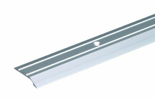 GAH-Alberts 484071 Ausgleichsprofil | Aluminium, silberfarbig eloxiert | 1000 x 30 mm