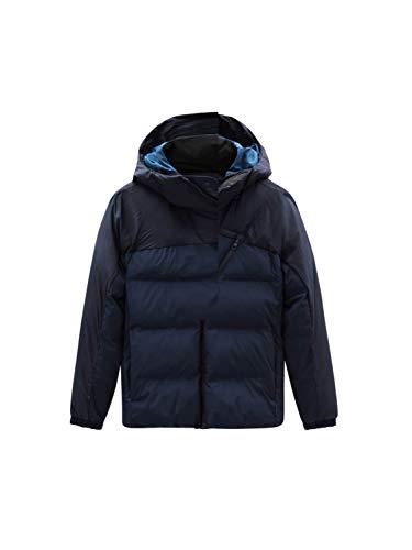 Timberland M Neo Summit Jacket Blau, Herren Daunen Isolationsjacke, Größe M - Farbe Dark Sapphire