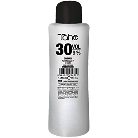 Tahe - Oxigenada Acondicionadora en Crema Natural Colour 30 Vol