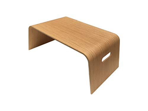 WOOD U? Notebooktisch, Laptoptisch, Betttablet für Bett und Sofa aus Holz, Home Office