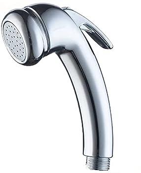Pommeau de douche en ABS de 1,27 cm On/Off réglable pour camping, douche, toilettes, bateau, douche chromée pour bateaux, caravanes, camping-cars