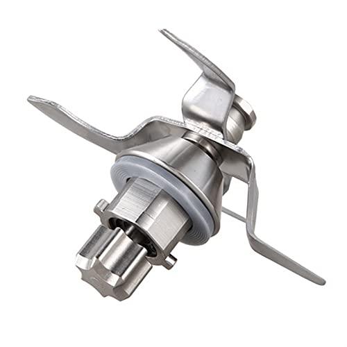 ADUCI Cuchillo de licuadora de reemplazo 1PC para Vorwerk Thermomix TM31 TM 31 Cuchillo de Mezcla de procesador de Alimentos con Sello de Repuesto Ultra-Afilado