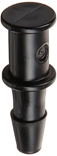 Pack of 10 1//2 Hose Barb Eldon James P0-8BN P0-1NK Automotive Black Nylon Barbed Insert Plug