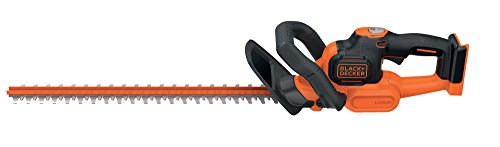 BLACK+DECKER GTC3655PCLB-XJ, 36 V Lithium-Ion Anti-Jam Hedge Trimmer, Bare Unit, 55 cm (Battery not Included), Orange