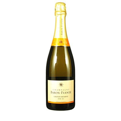 Baron-Fuenté Baron-Fuenté DEMI-SEC Grande Réserve Champagne 0.75 Liter