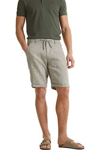 ESPRIT Herren 050EE2C306 Shorts, 345/LIGHT Khaki, 38