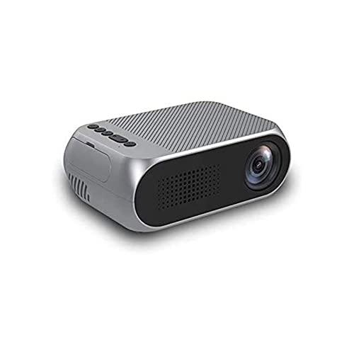 HKJZ SFLRW Mini proyector, proyector de Video portátil Full HD 1080p admitido