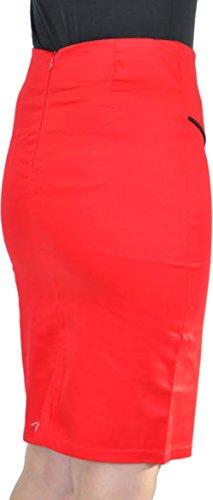 KÜSTENLUDER Bloody 50s PIN UP Pencil Skirt Rockabilly - 5