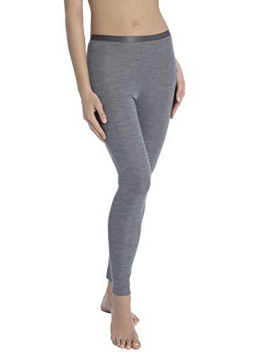 Preisvergleich Produktbild CALIDA Damen True Confidence Leggings,  Grau (Platin Melé 856),  W29 (Herstellergröße: XS)