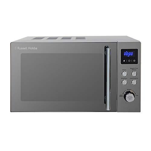 Russell Hobbs Buckingham 17L Digital Microwave - Stainless Steel