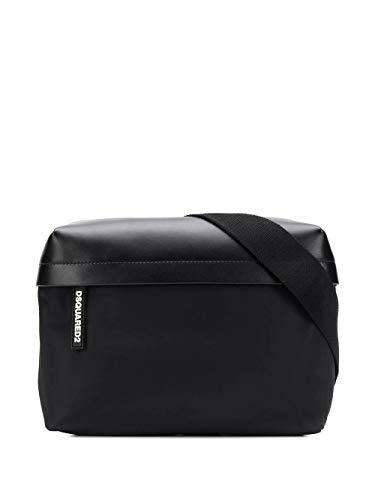 Luxury Fashion | Dsquared2 Heren BBM0021117028662124 Zwart Polyamide Heuptas | Lente-zomer 20